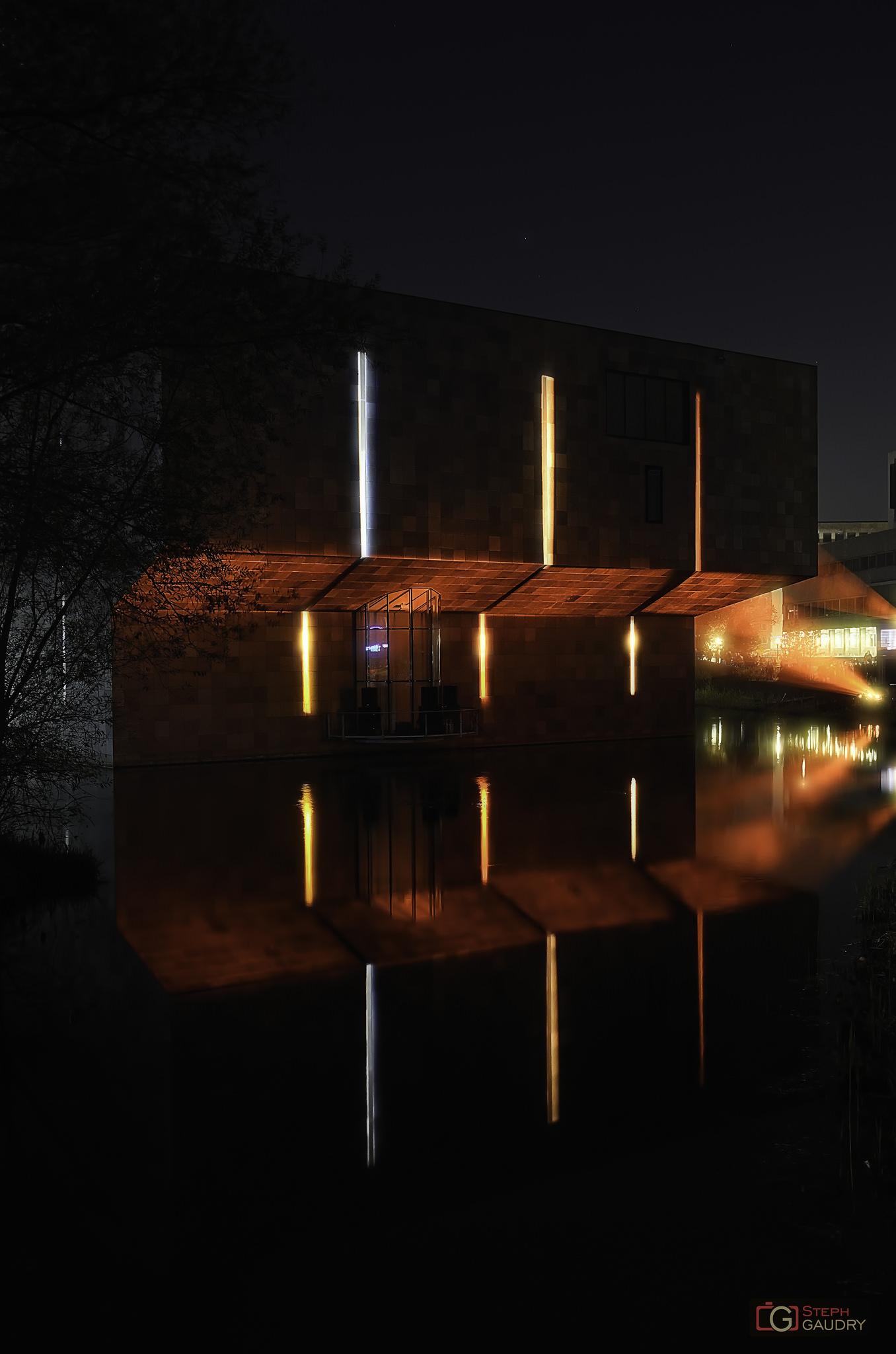 Burning Van Abbe Museum - 4