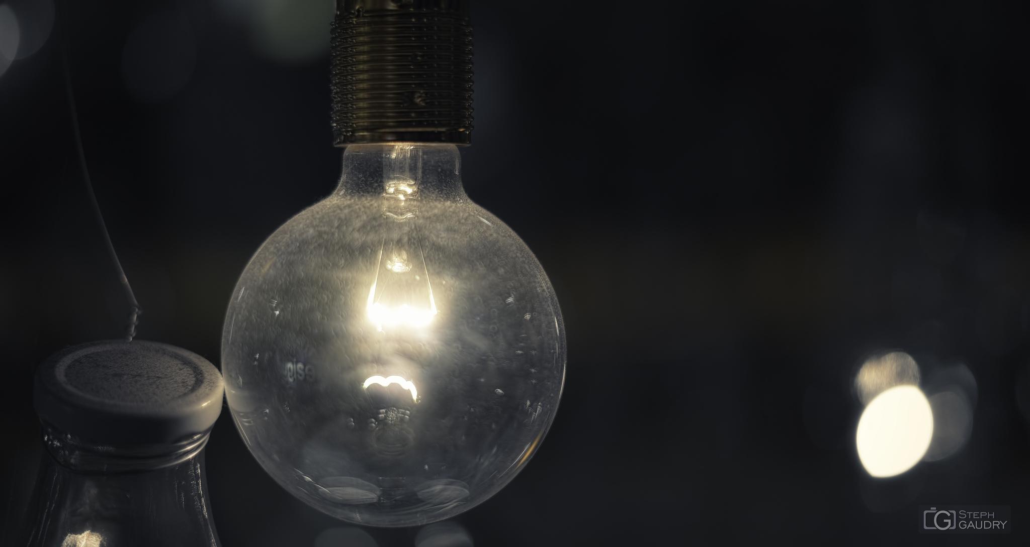 Sois ta propre lumière, et tes proches brilleront [Cliquez pour lancer le diaporama]