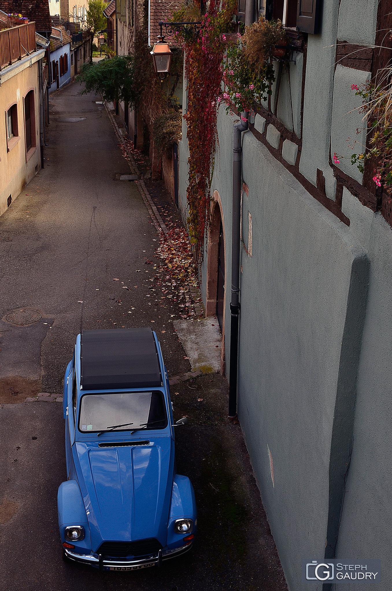 Citroën Dyane [Click to start slideshow]
