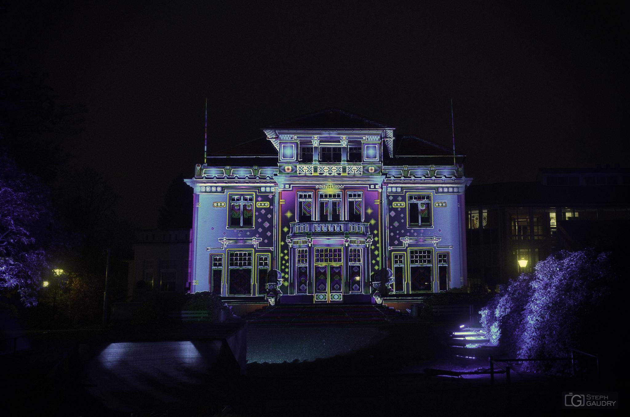 Eindhoven glow 2013 - CHROMOLITHE (v2) [Click to start slideshow]