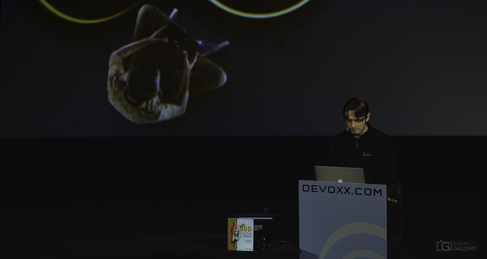 Devoxx 2014 - John Smart  - BDD in action [Cliquez pour lancer le diaporama]