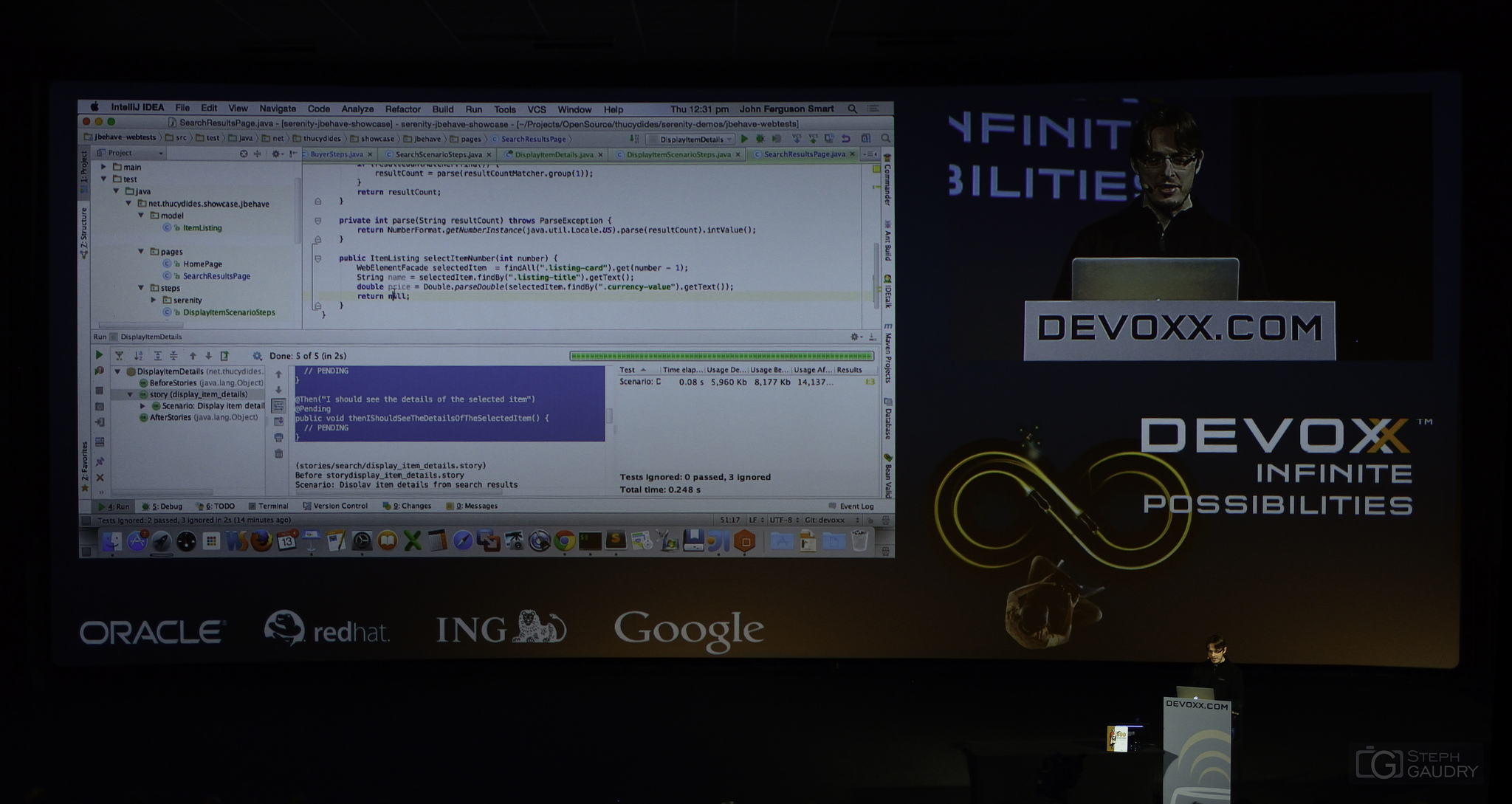 Devoxx 2014 - Thucydides is dead, long live Serenity