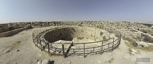 Ruines à Amman
