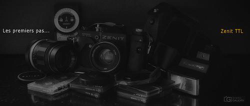 Nostalgie - mon Zenit TTL
