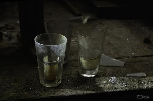 Les verres des timbrés