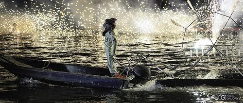 Le salut du canonier - Metamorphoses - Les fous du bassin