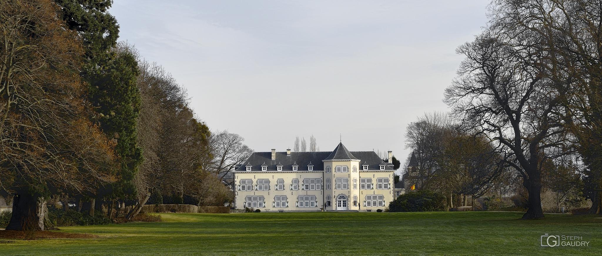 Château de madame la Baronne del Marmol [Click to start slideshow]