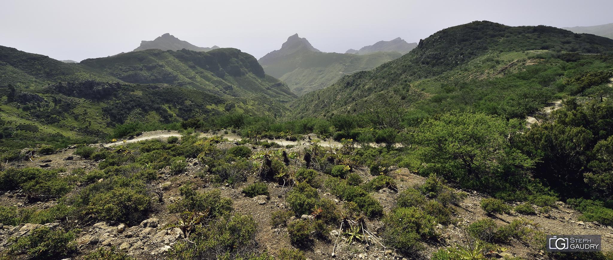 La Cruz de Hilda - Mascadalen (Camino de las Barreras) [Cliquez pour lancer le diaporama]