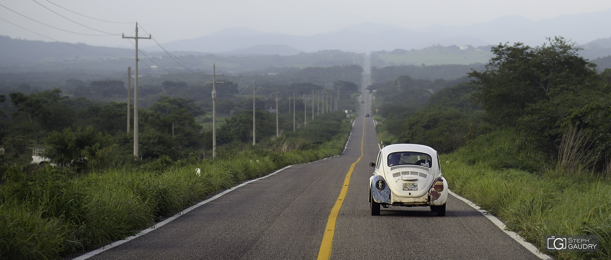 Rio Grande, Chiapas - Road Trip Mexique 2019 [Klik om de diavoorstelling te starten]