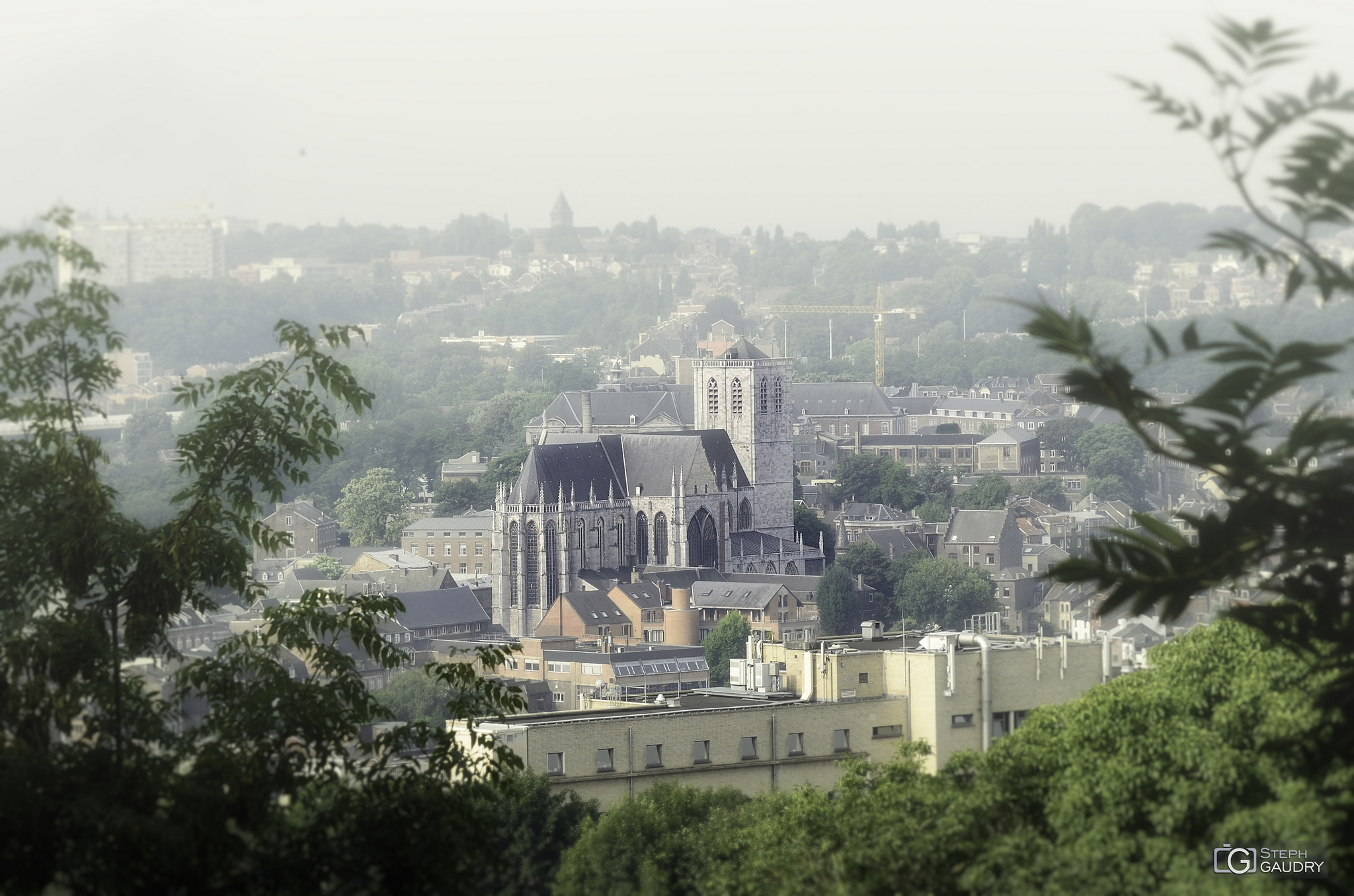 Liège, Basilique Saint-Martin [Klik om de diavoorstelling te starten]