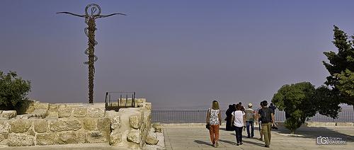 Serpent d'airain - croix - bâton de Moïse - Nehustan