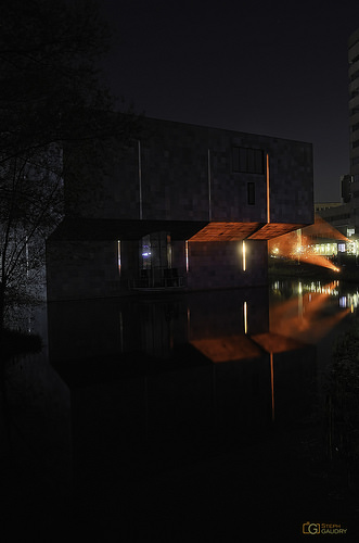 Burning Van Abbe Museum - 3