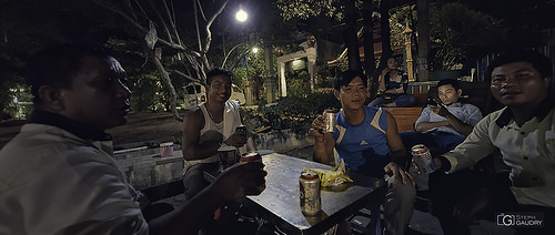 L'apéro au Cambodge