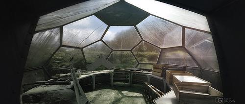 Station de terraformation - 2