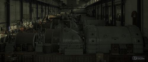 Turbines - BROWN BOVERI