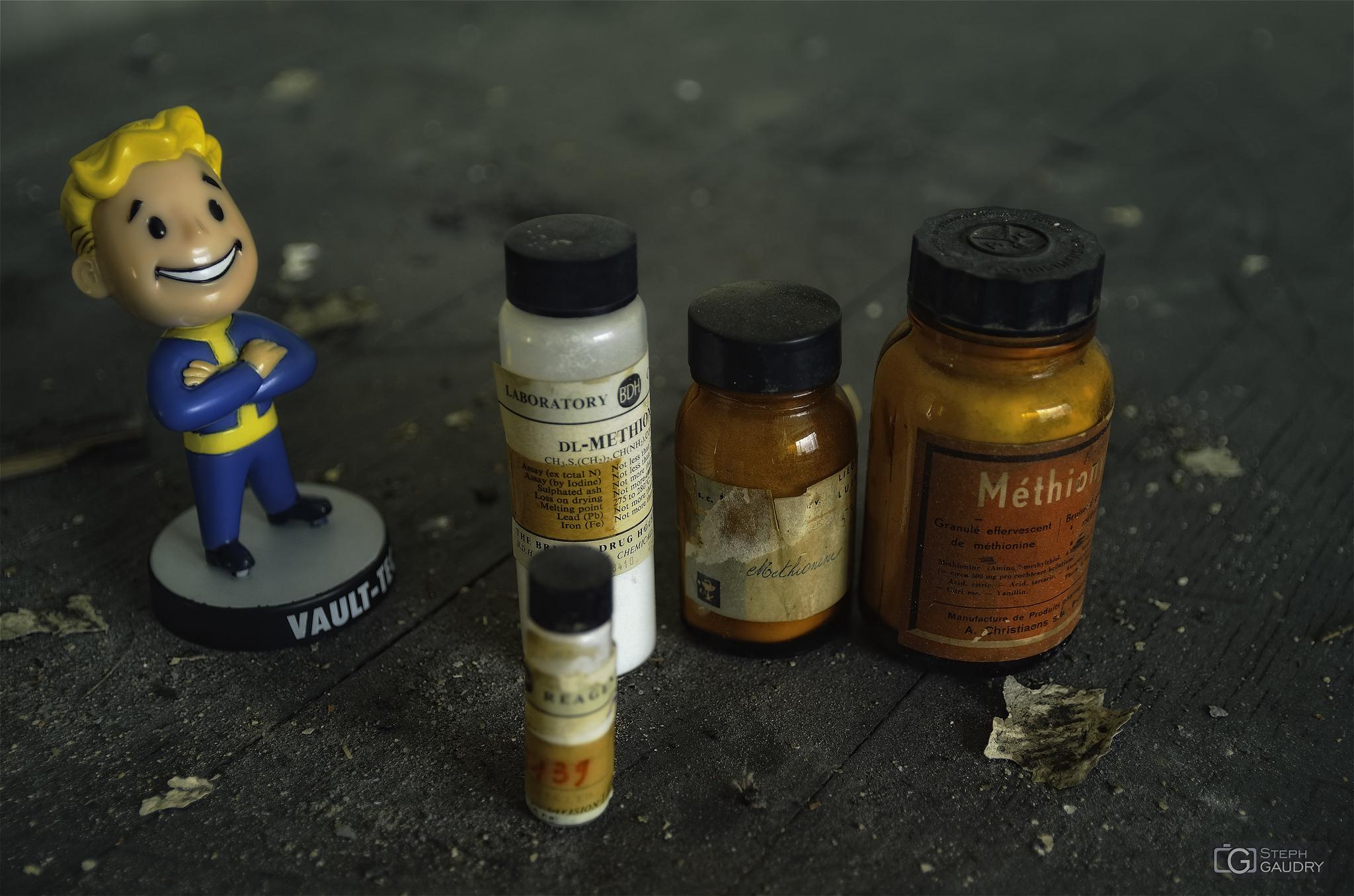 Fallout - Buffout, radaway, mais où sont les stimpaks? [Cliquez pour lancer le diaporama]