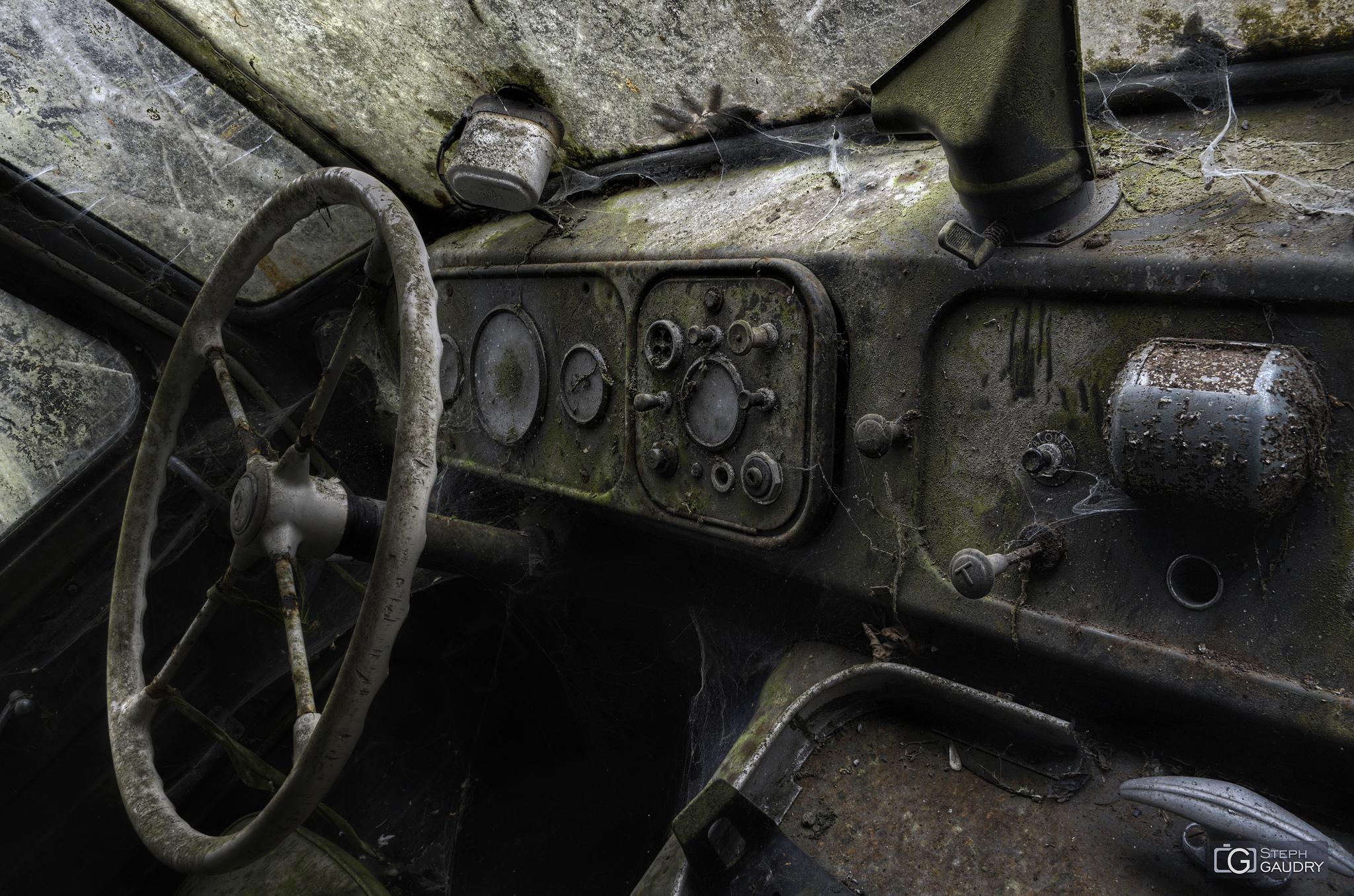 The ghost truck [Klik om de diavoorstelling te starten]