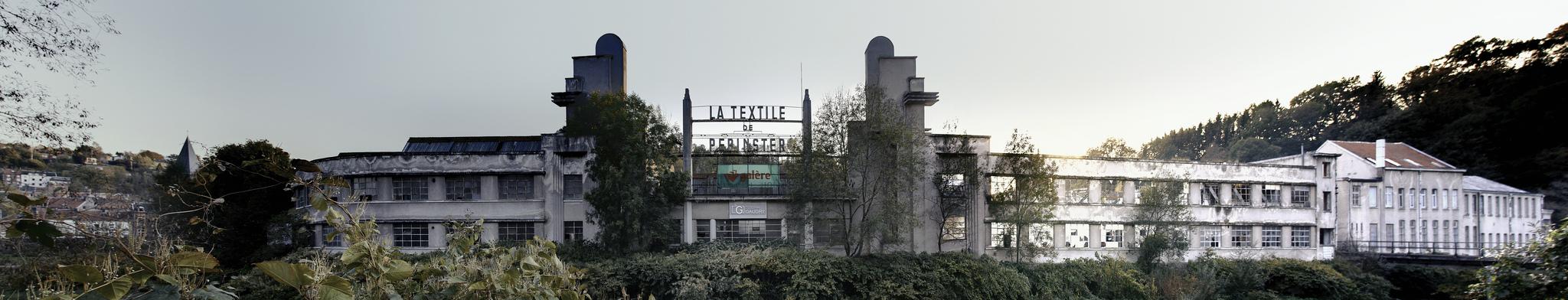 Projet Textile de Pepinster - panorama [Cliquez pour lancer le diaporama]