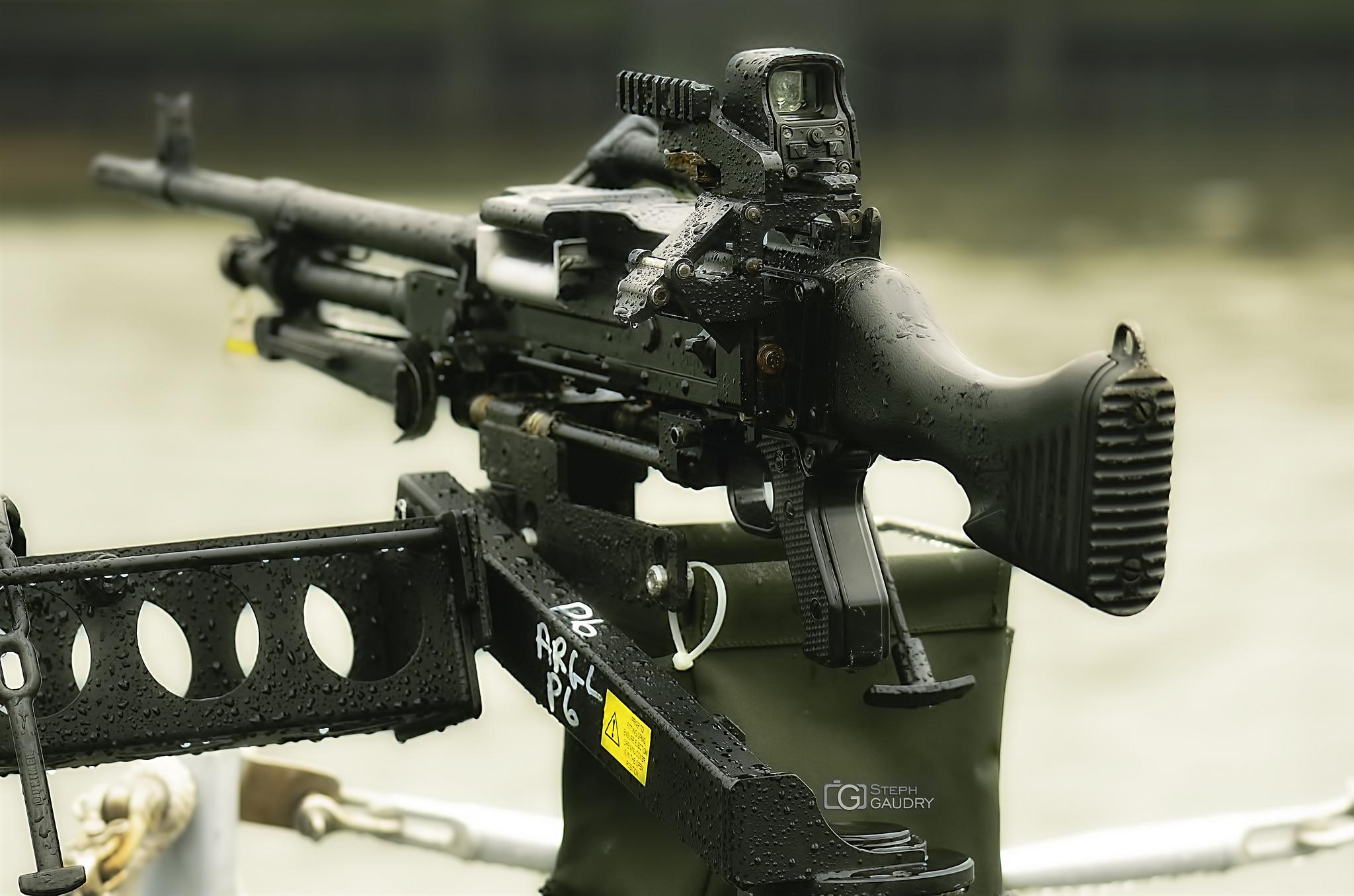 GPMG M240 - left side [Cliquez pour lancer le diaporama]