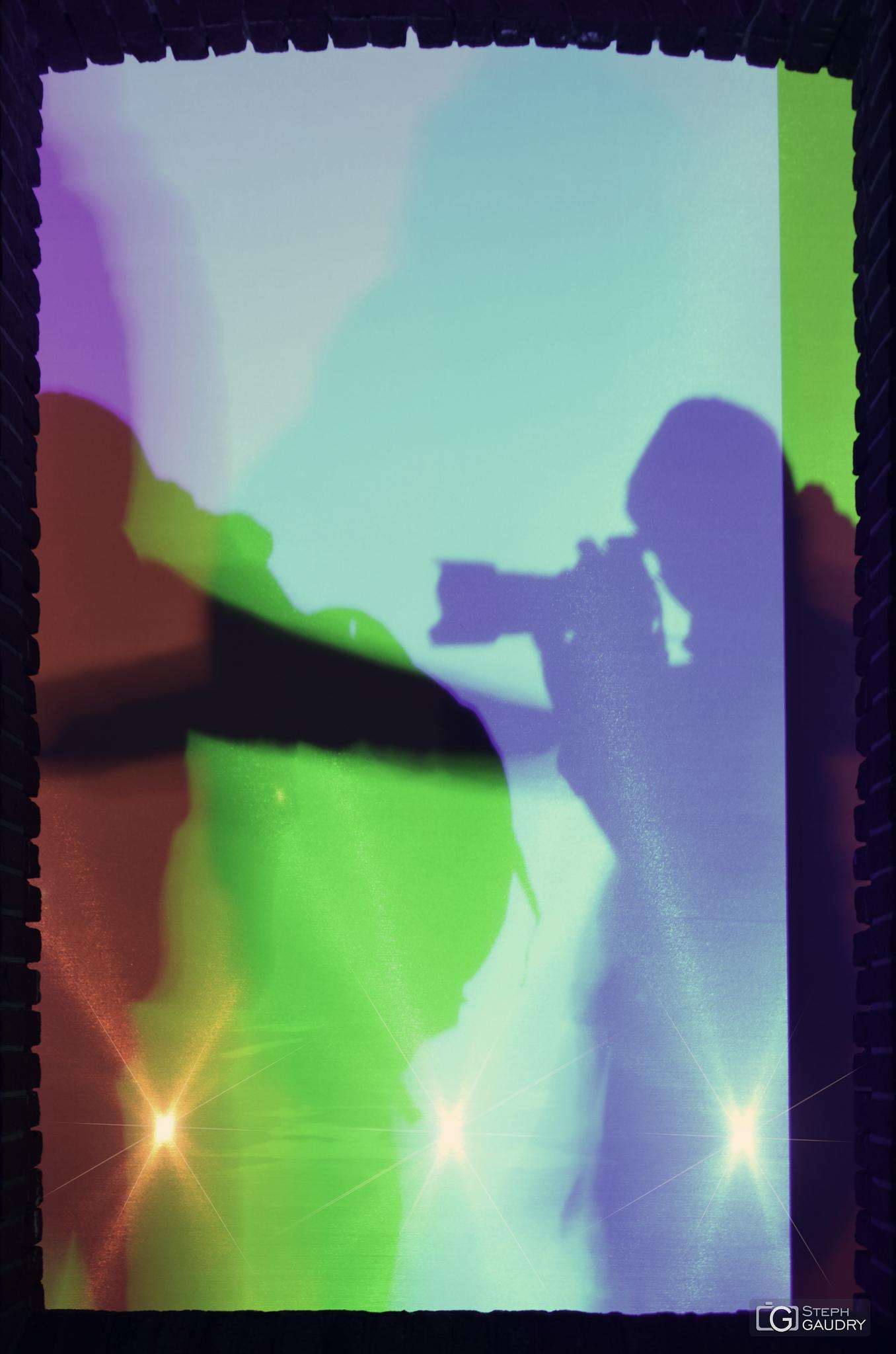 Eindhoven glow 2013 - Pop into the Puppet Theatre [Cliquez pour lancer le diaporama]