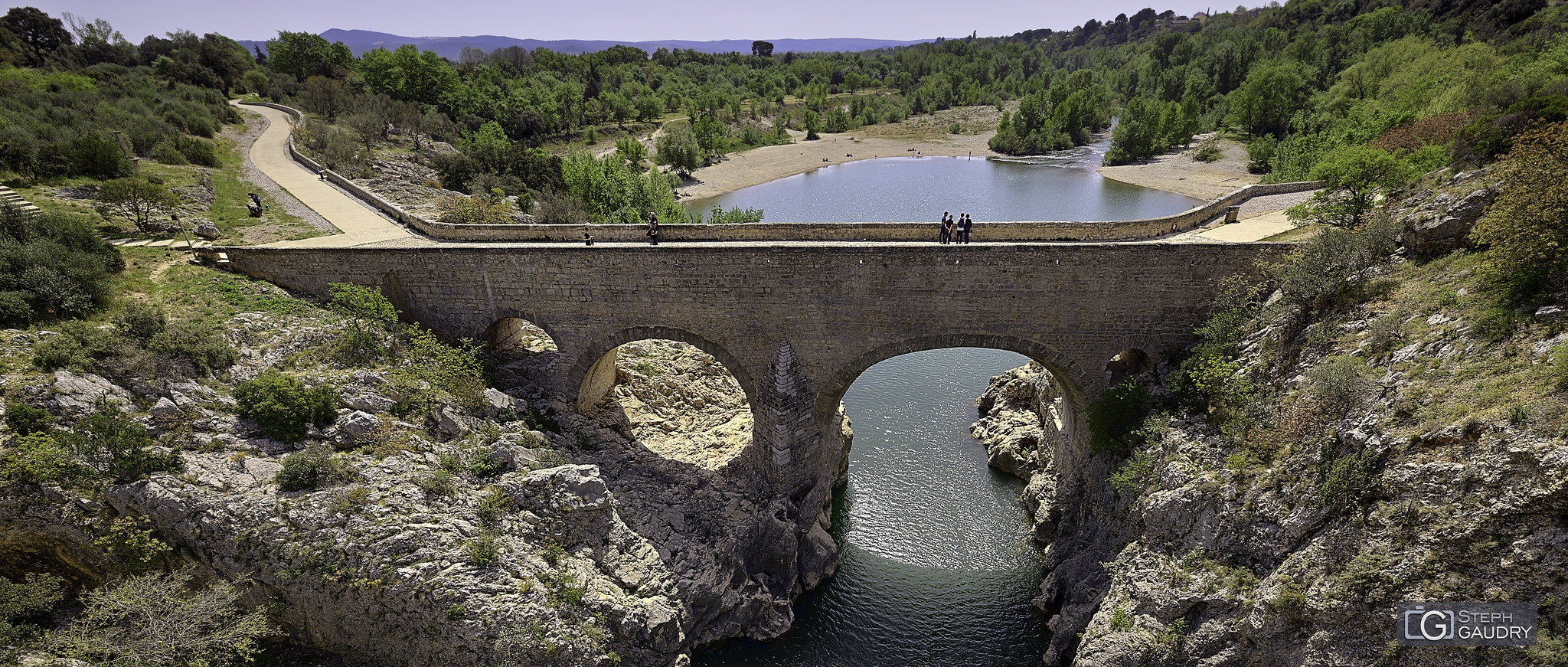 Pont du Diable (Saint-Jean-de-Fos) 2019_04_19_130702-cine [Klik om de diavoorstelling te starten]