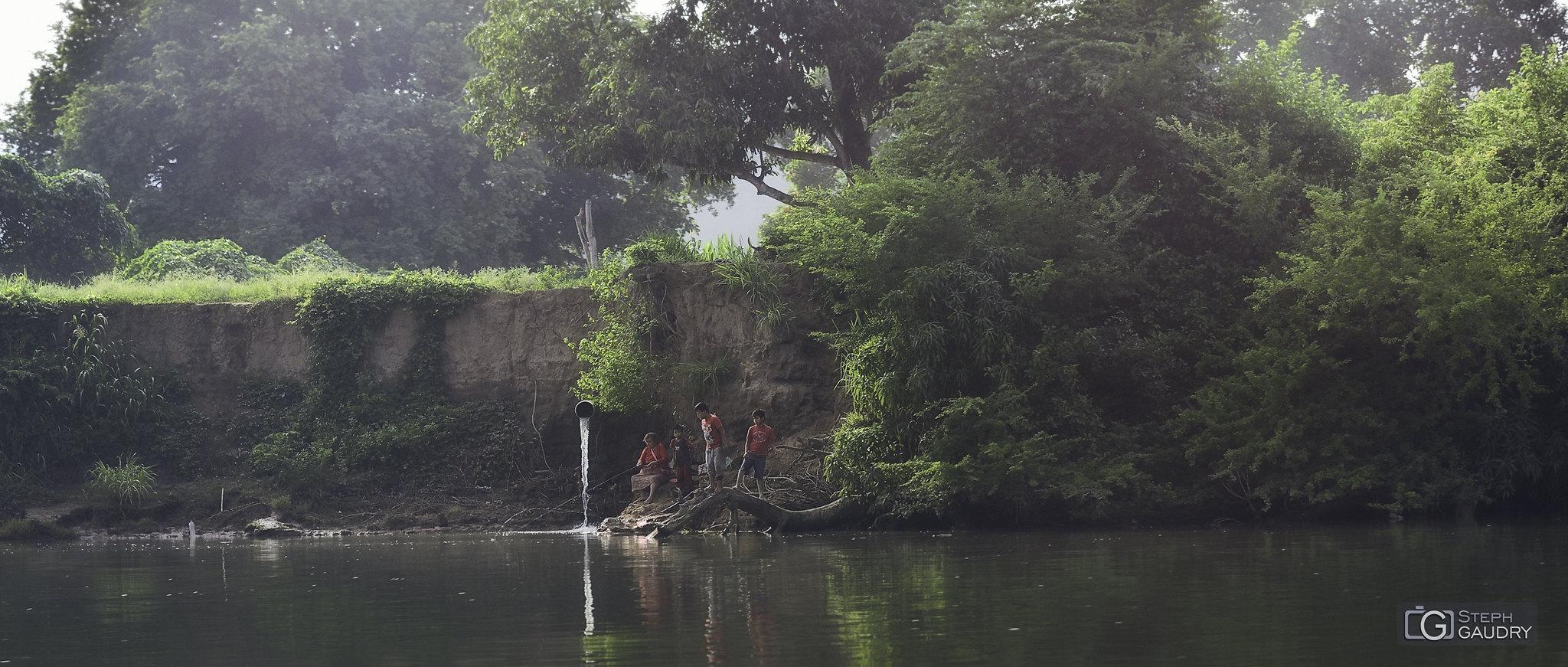 Río Grijalva (MEX) [Cliquez pour lancer le diaporama]