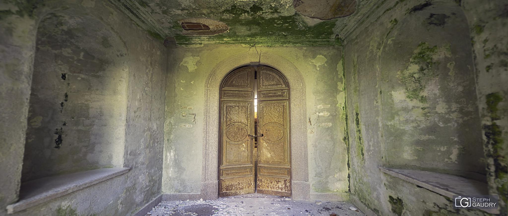 Heaven's doors are closed [Cliquez pour lancer le diaporama]
