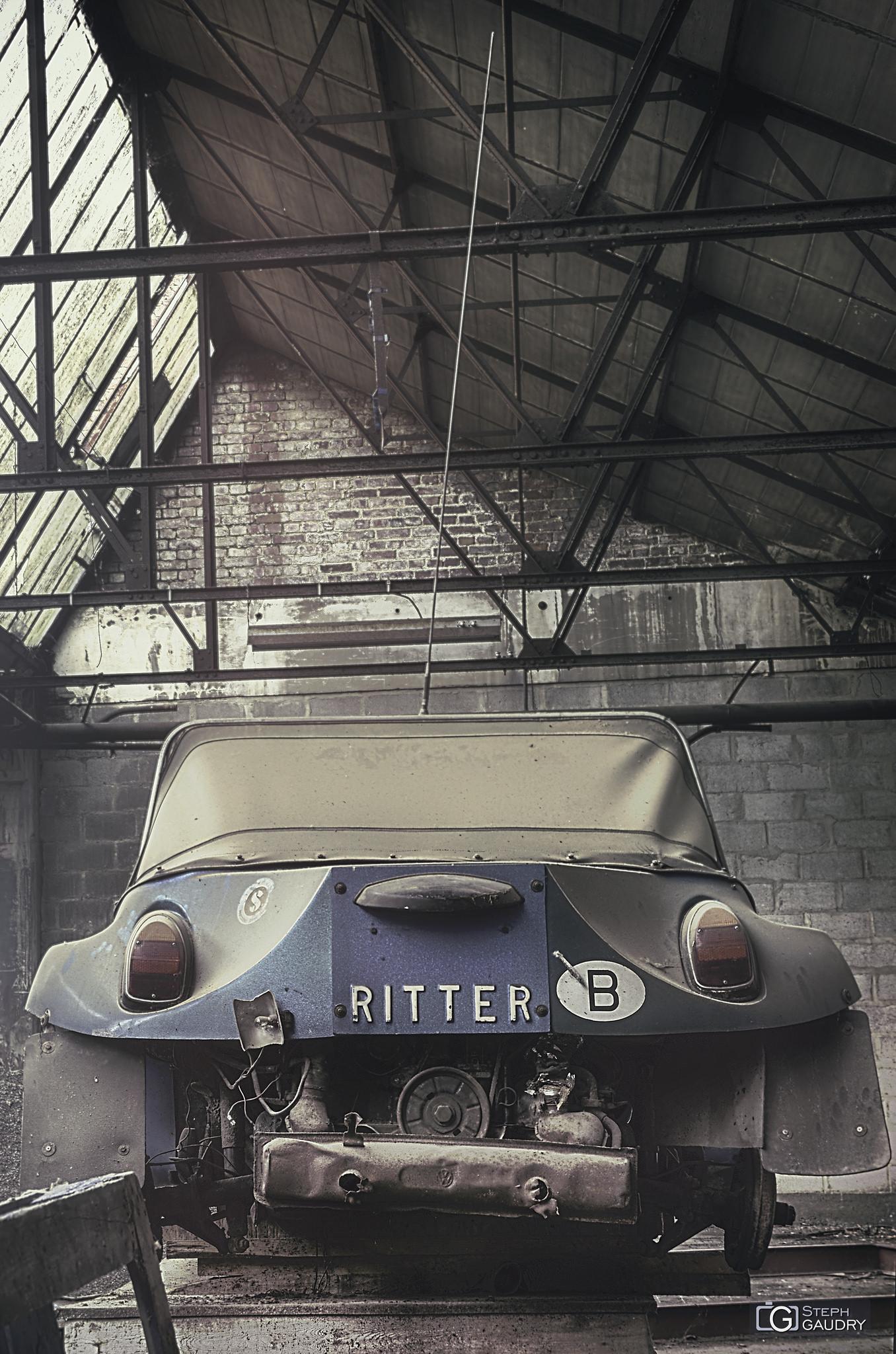RITTER on rails - rear [Cliquez pour lancer le diaporama]