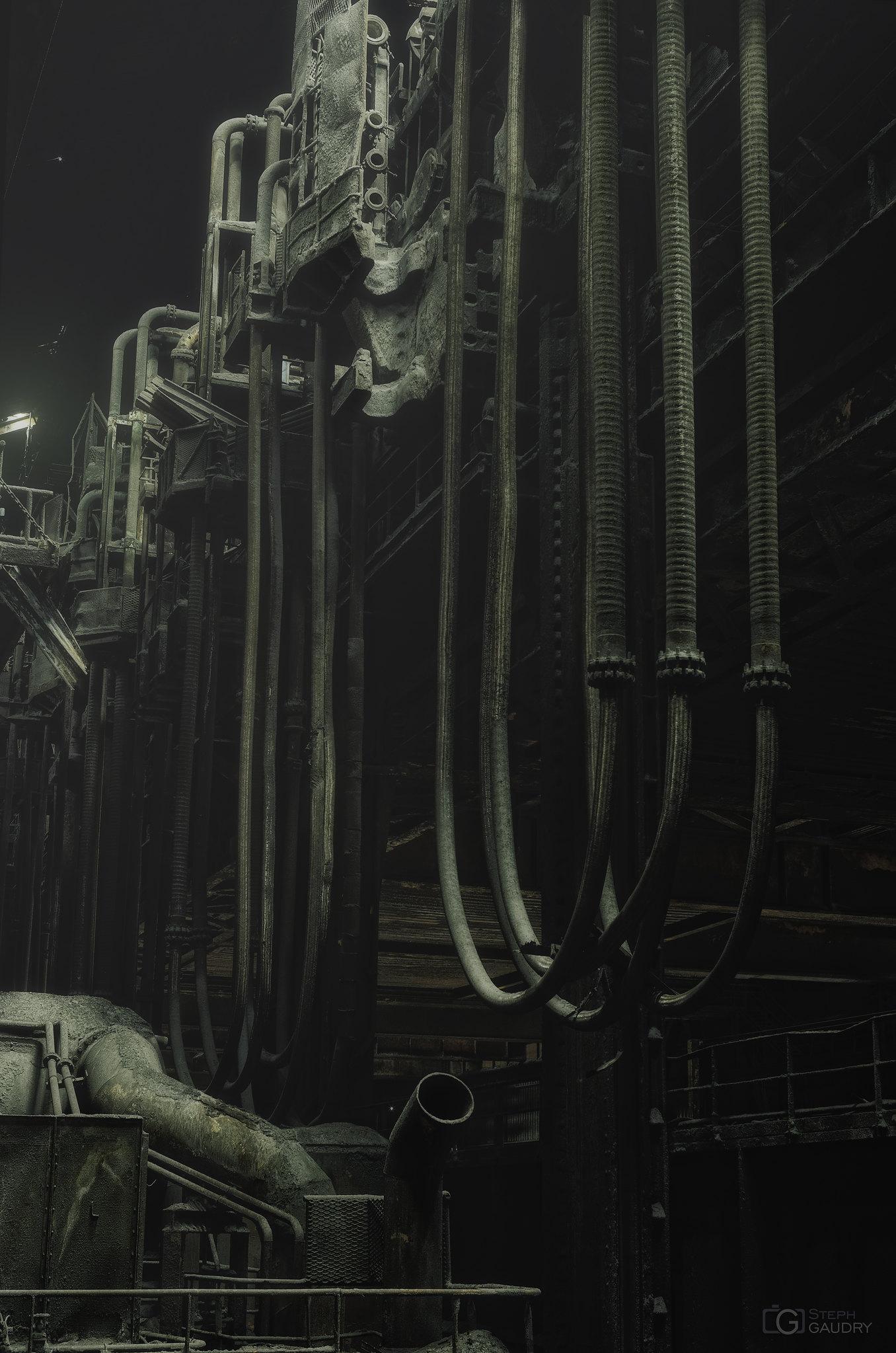 Necronom's environment