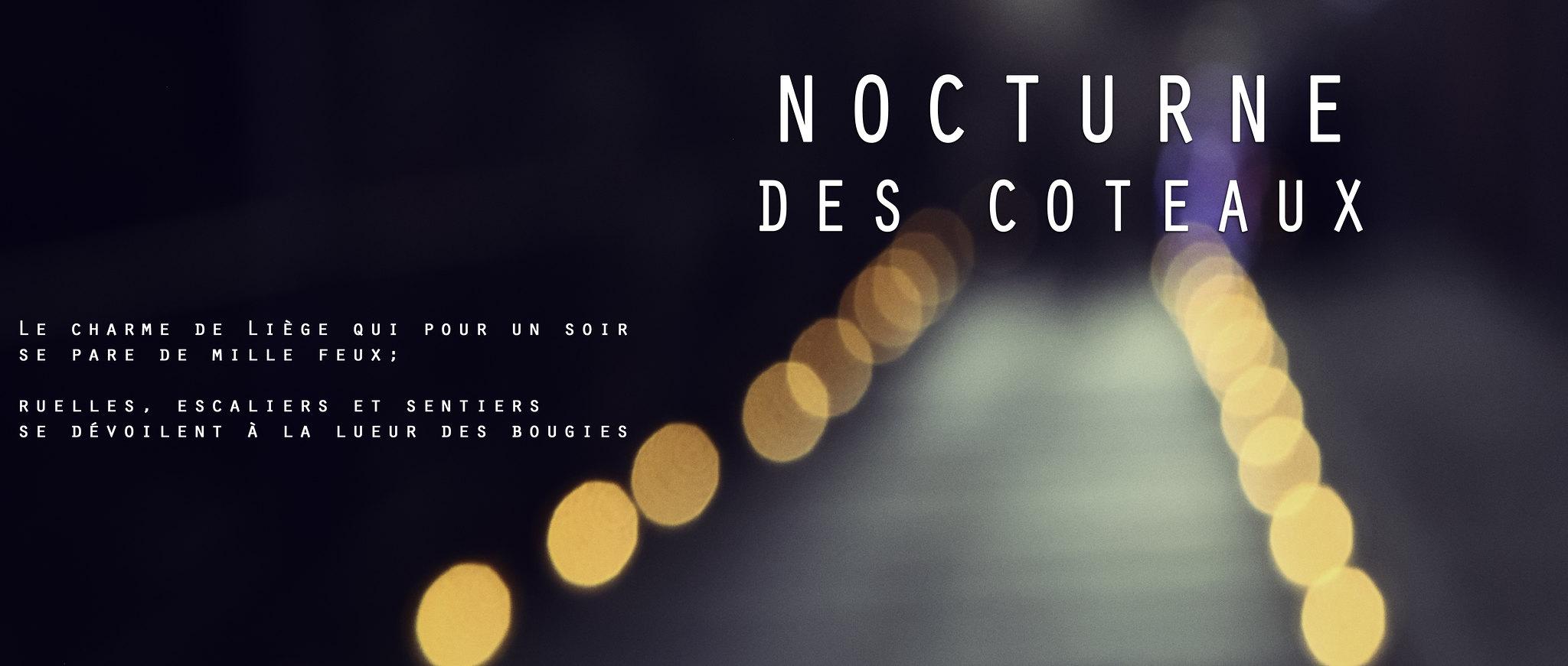 Nocturne des coteaux - affiche [Cliquez pour lancer le diaporama]