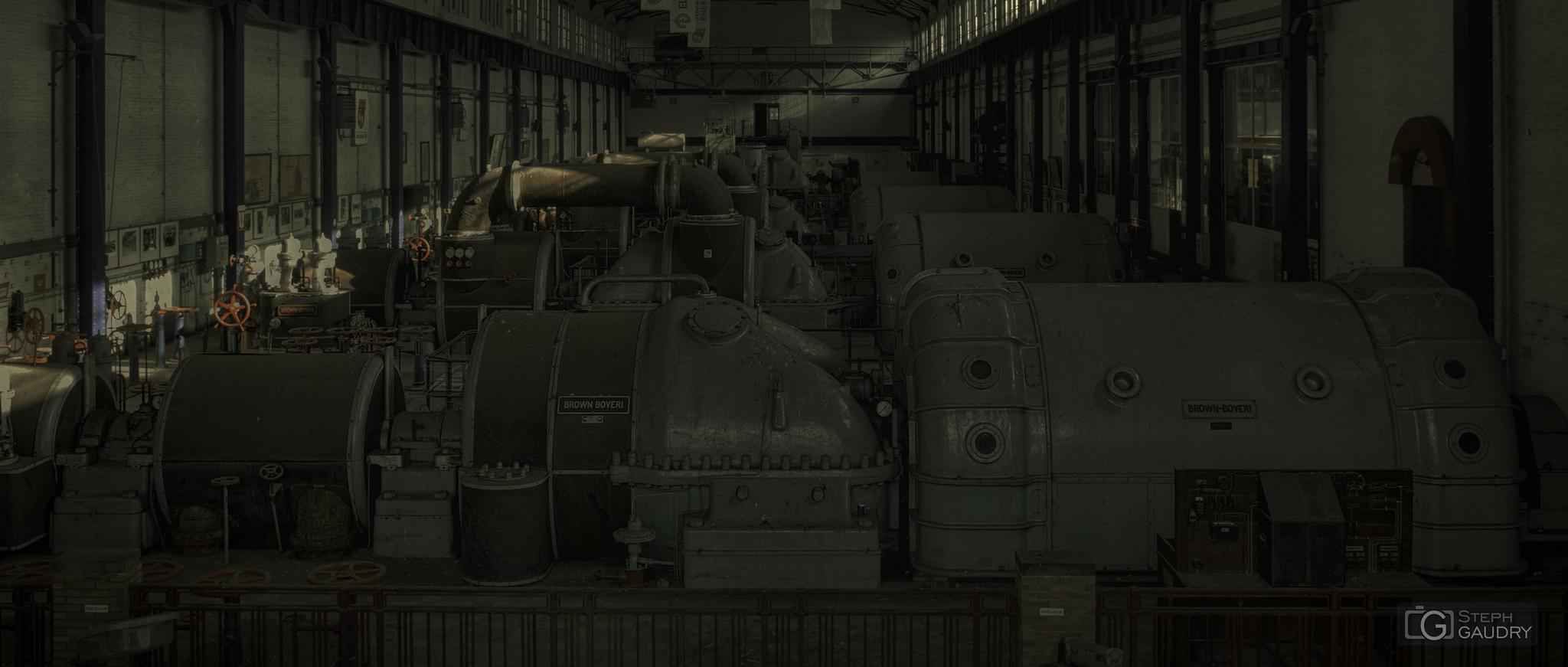 Turbines - BROWN BOVERI [Cliquez pour lancer le diaporama]