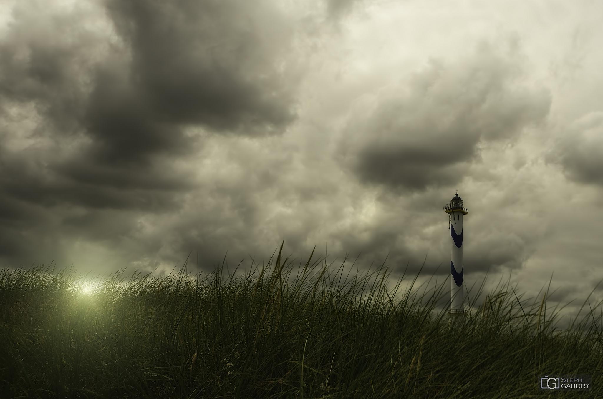Le phare d'Oostende [Cliquez pour lancer le diaporama]
