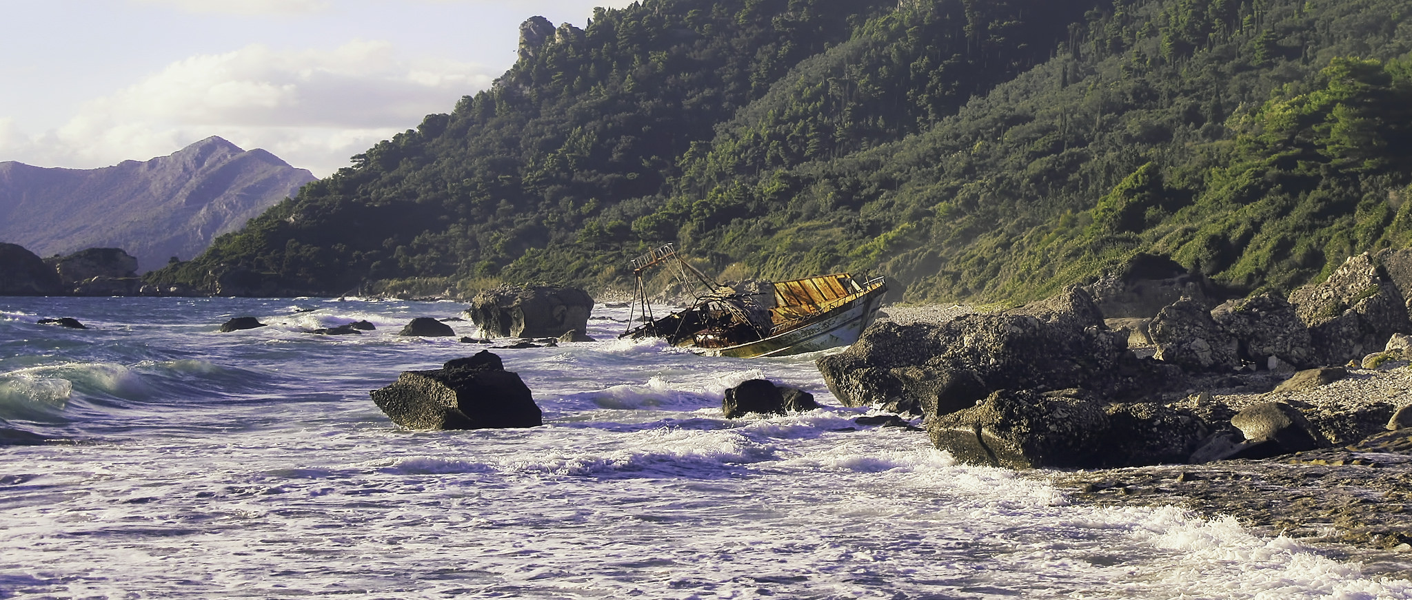 Robinson Crusoé 2016 panorama