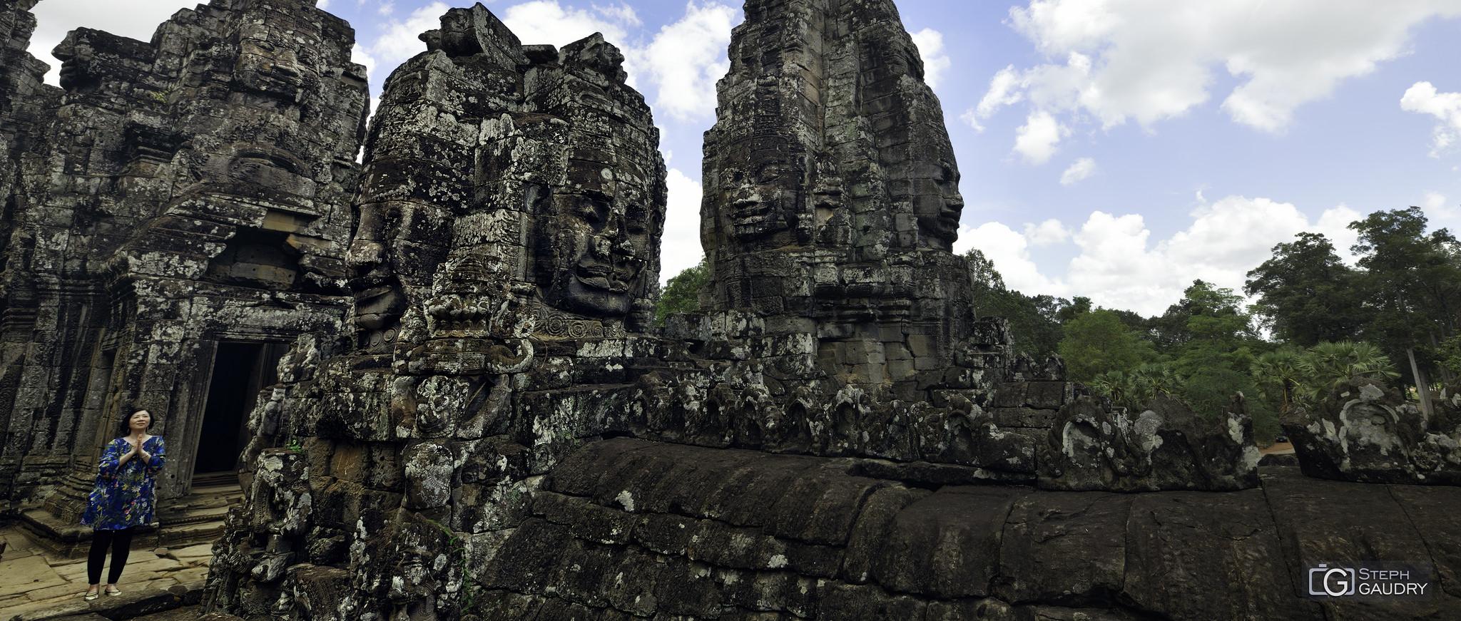 Angkor Thom [Klik om de diavoorstelling te starten]