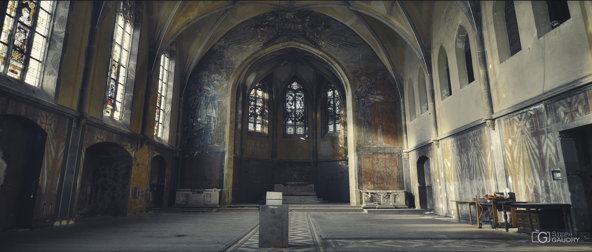 St. Josefsheims - cinemascope [Click to start slideshow]