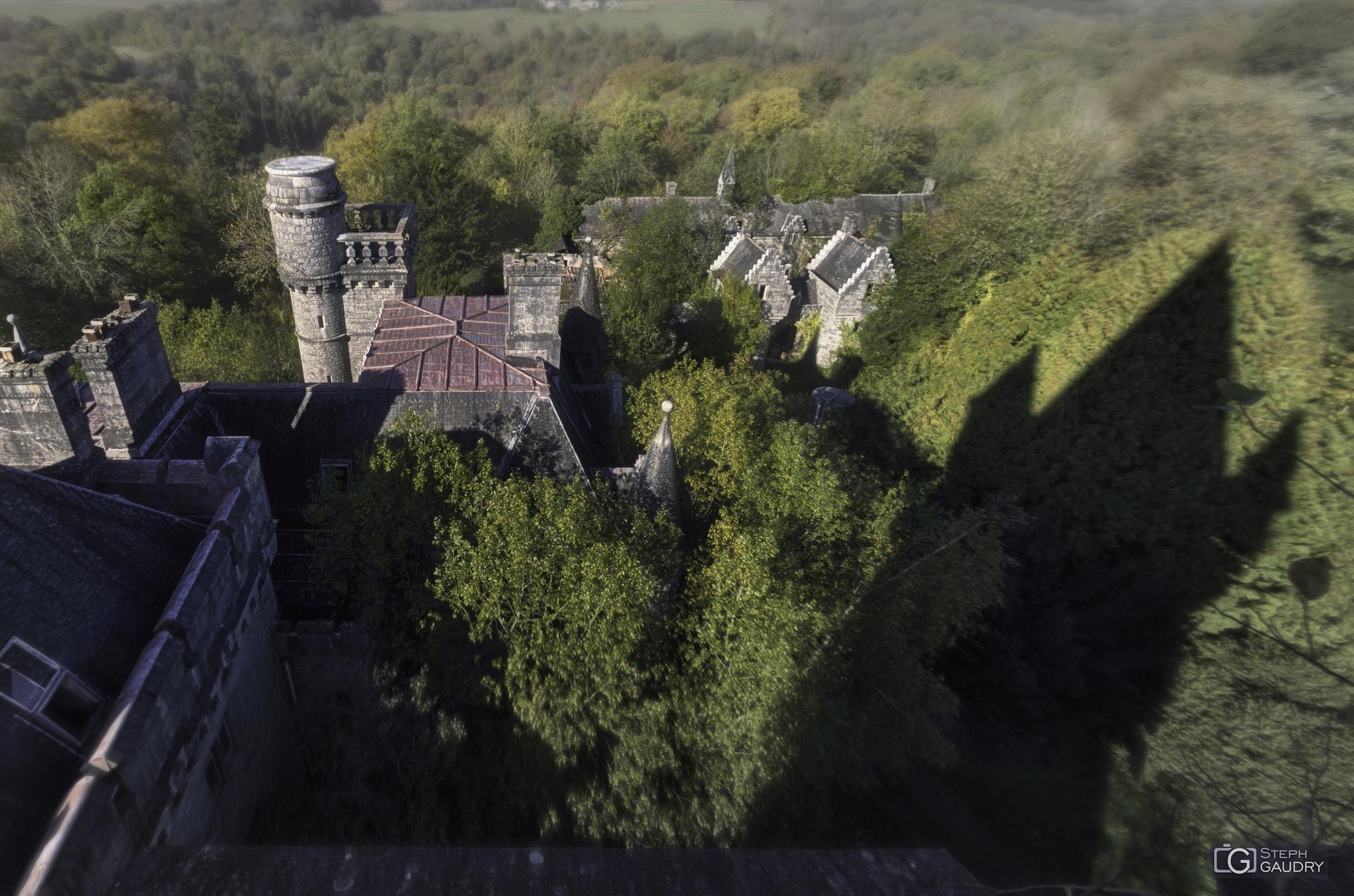 Dans l'ombre de la tour
