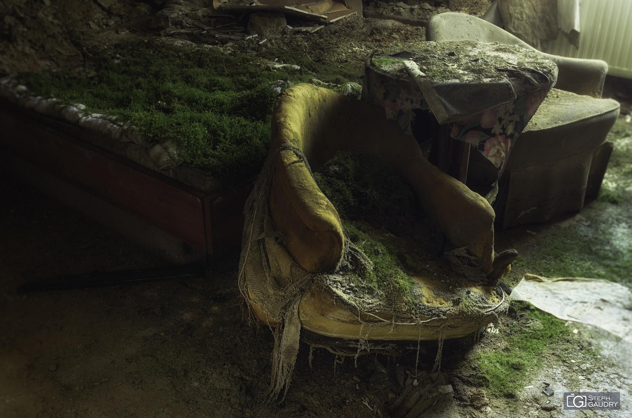 On fait son lit comme on se couche [Click to start slideshow]