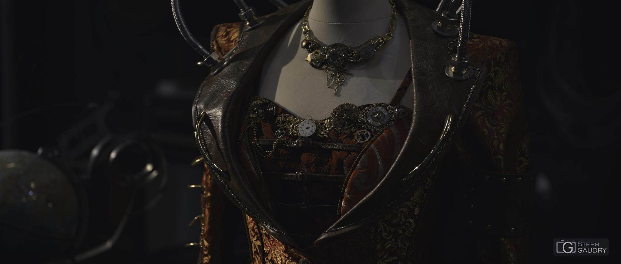 Opéra de Liège - Fleur de Peau [Click to start slideshow]