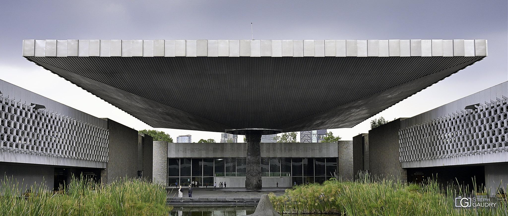 Musée national d'anthropologie de Mexico