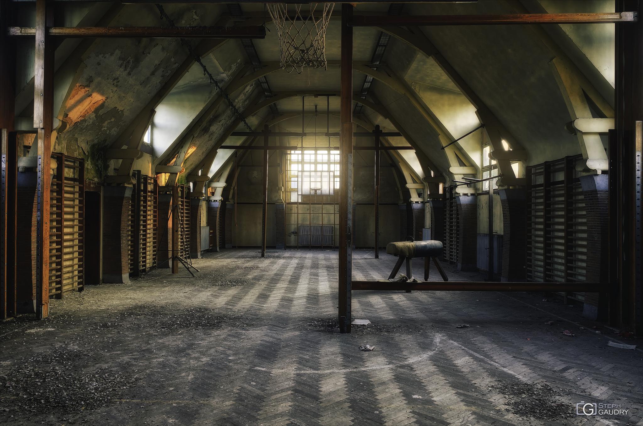 Salle de gym [Klik om de diavoorstelling te starten]