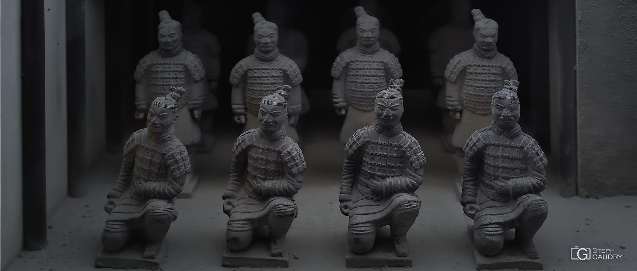 Terracotta Army [Cliquez pour lancer le diaporama]