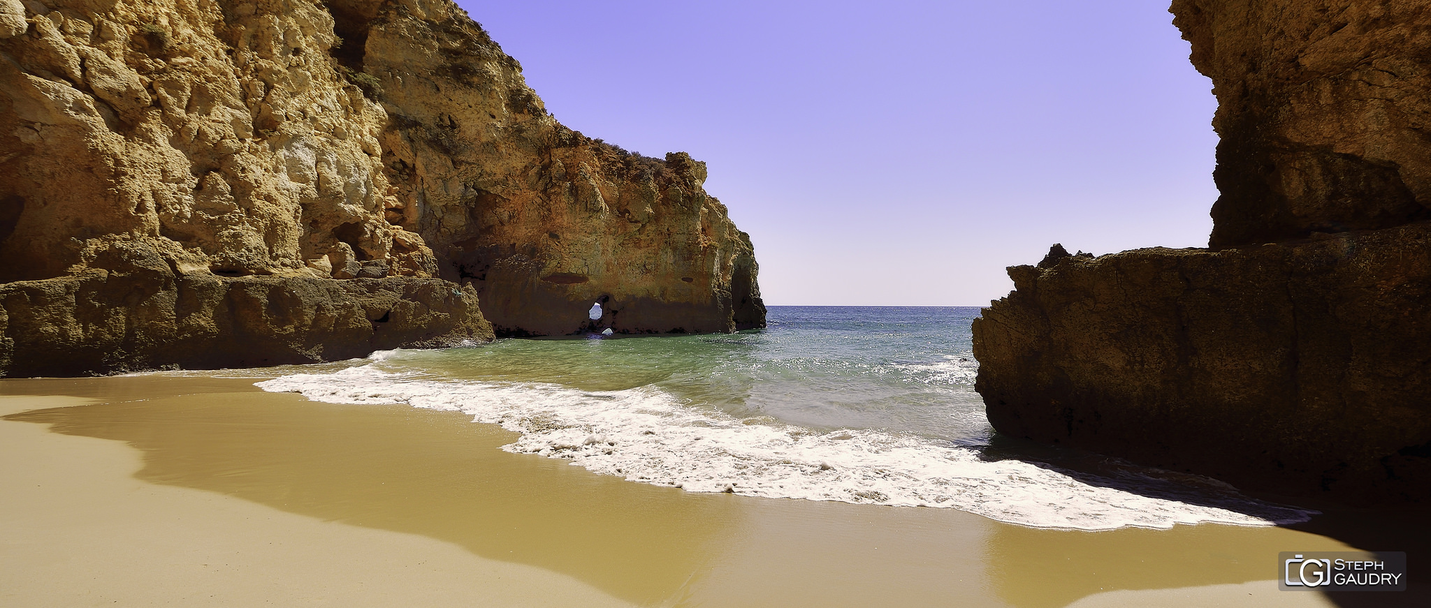 As praias de sonho do Algarve [Click to start slideshow]