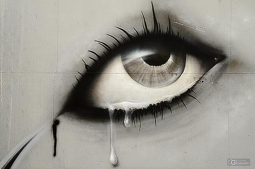 Les larmes de Doel - Gros plan