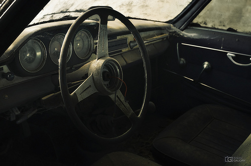 Lost Alfa Romeo Giulietta Sprint