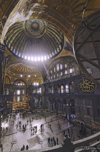 Istanbul, Sainte-Sophie