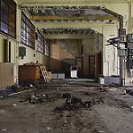 L'institut de mécanique abandonné
