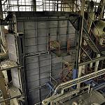 La centrale électrique de l'institut