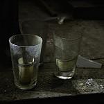 La cristallerie abandonnée