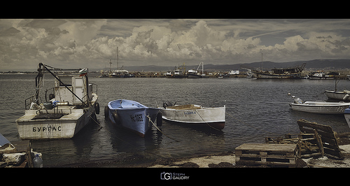 Un petit port bien sympathique