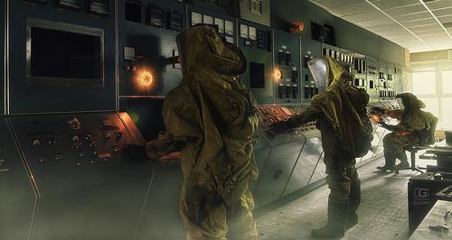 T-virus contamination
